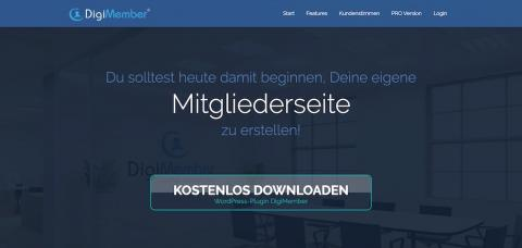 DigiMember - Membership-Plugin für WordPress