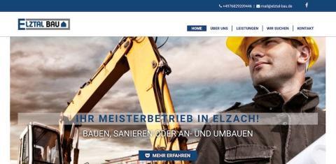 Elztal-Bau - Ihr Bauexperte