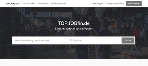 TOP.JOBfin.de - Einfach, schnell und effizient